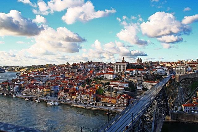 Oporto Skyline