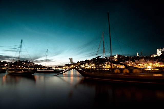 Oporto Sunset