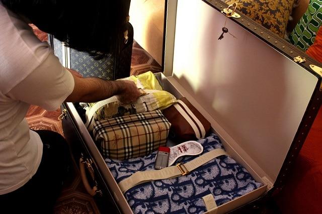 Packing Panic