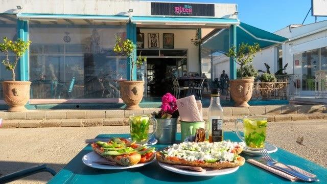 Bio Bites Marina Restaurant