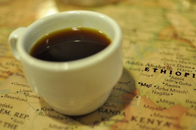 Coffee from Ethiopia