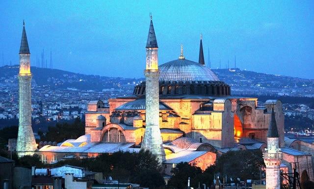 Aya Sofia - Turkey