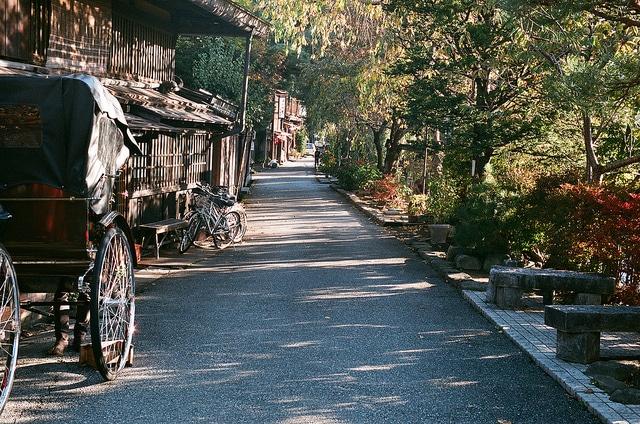 Takayama streets