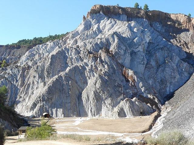 Salt Mountain