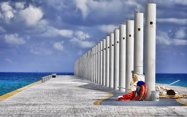 Playa del Carmen Dock