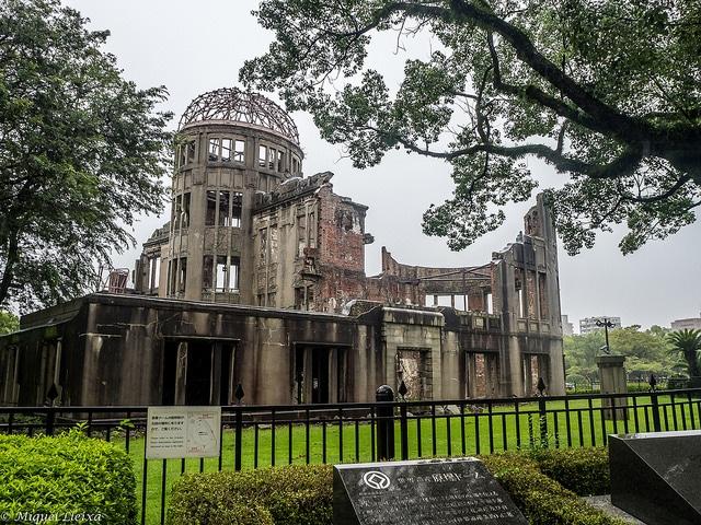 Hiroshima The Dome