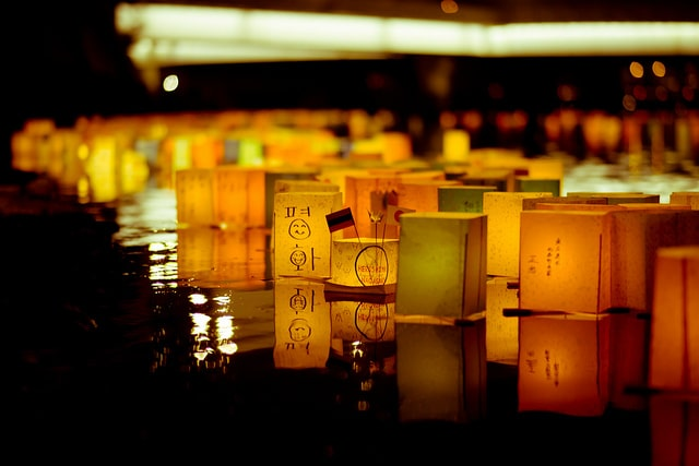 Lantern Floating Ceremony