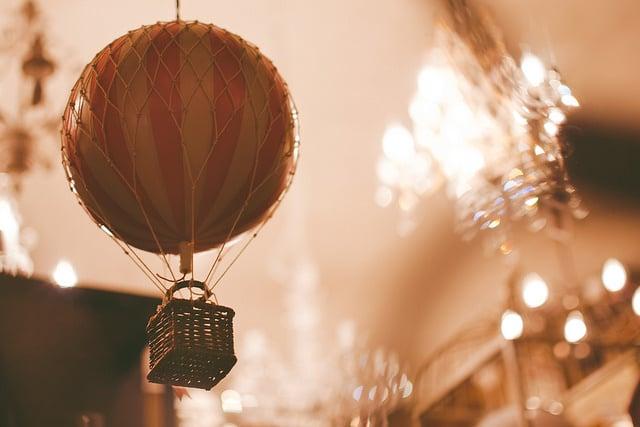 Romantic Air Balloons