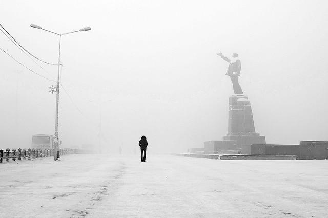 Lenin Avenue, Yakutsk