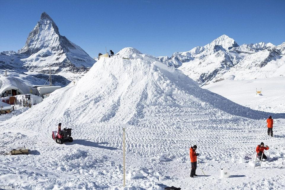 Zermatt Igloo