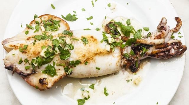 Barcelona, Authentic Squid Dish