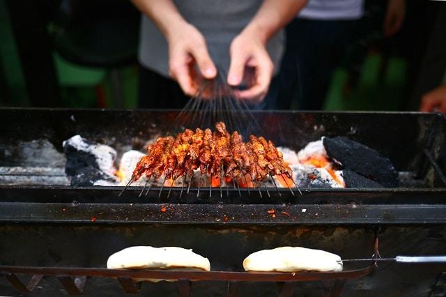 China, Xi'an BBQ