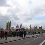 Coming through London