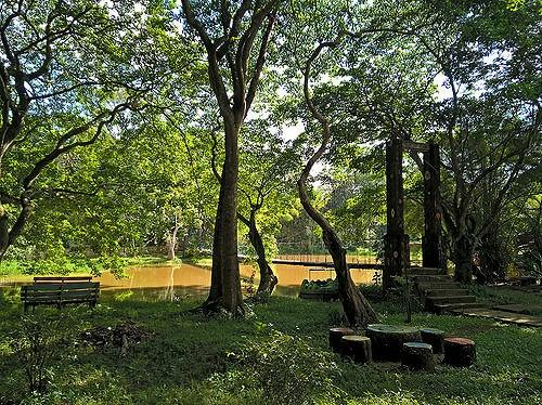 Punti Kayu Park