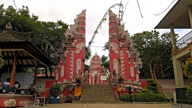 Pura Agung Sriwijaya