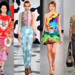 The British Fashion Council event