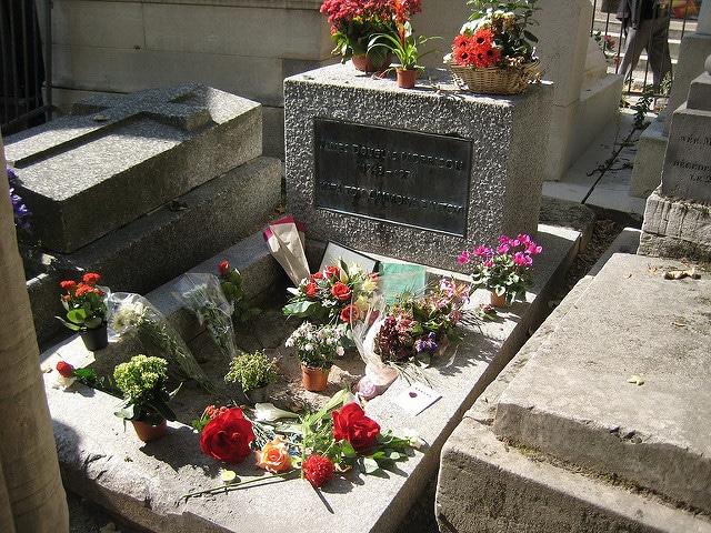 Jim Morrison Grave