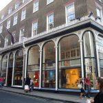 Bond Street in London