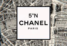 Chanel 5 in Paris