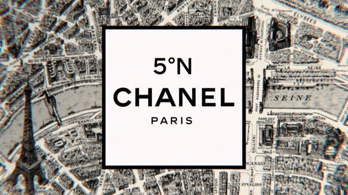 Chanel 5 in Paris
