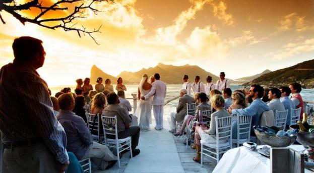 Beach Wedding Venues in South Africa