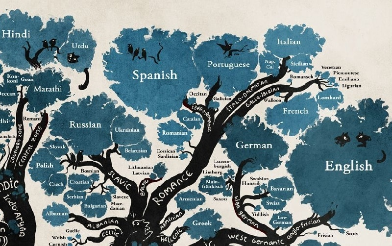 The Most Beautiful Languages In The World - World most language