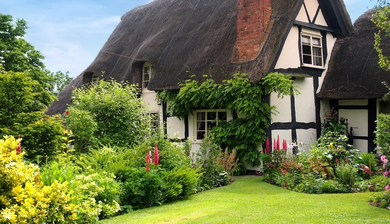 Cotswold cottages images