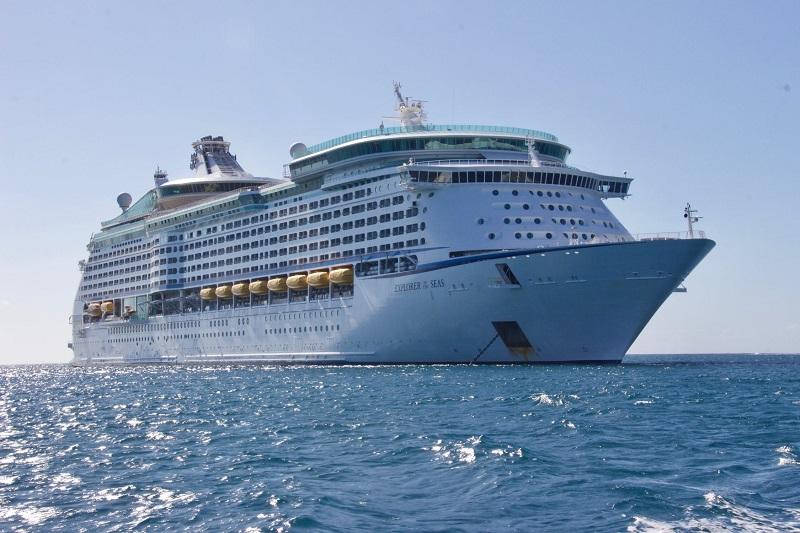 cruise ship hook up spots