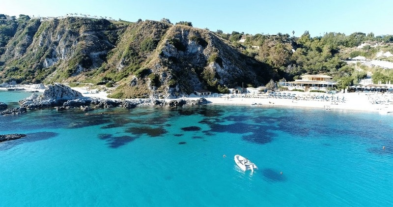 The Most Beautiful Beaches In Basilicata And Calabria