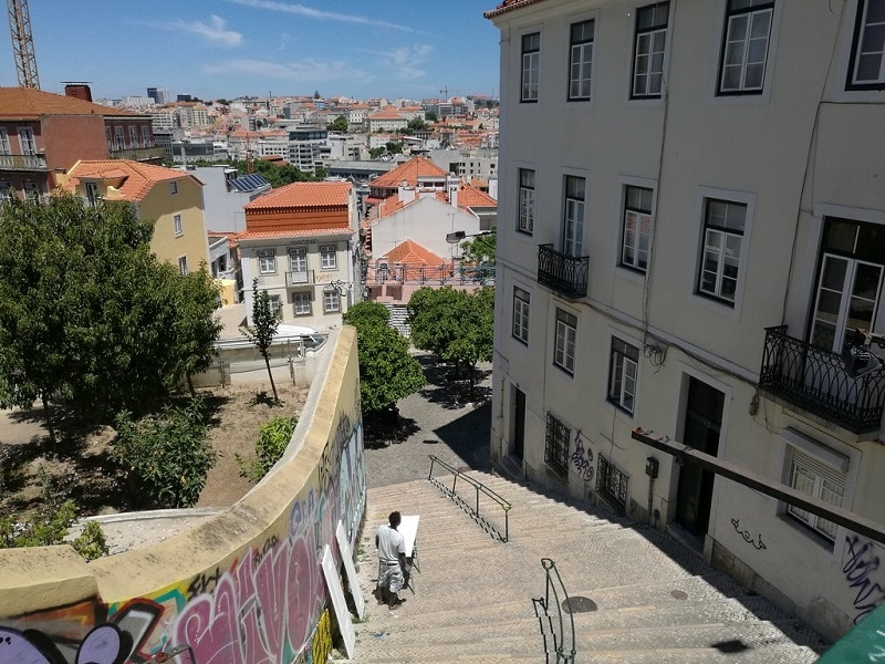 Principe Real, Lisbon