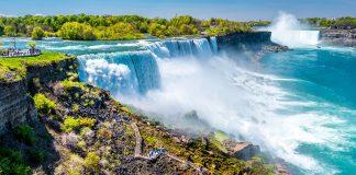 Niagara Falls waterfall landscape