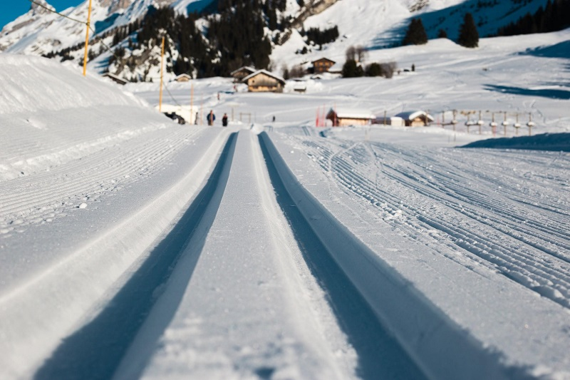 Ski Destinations France snow