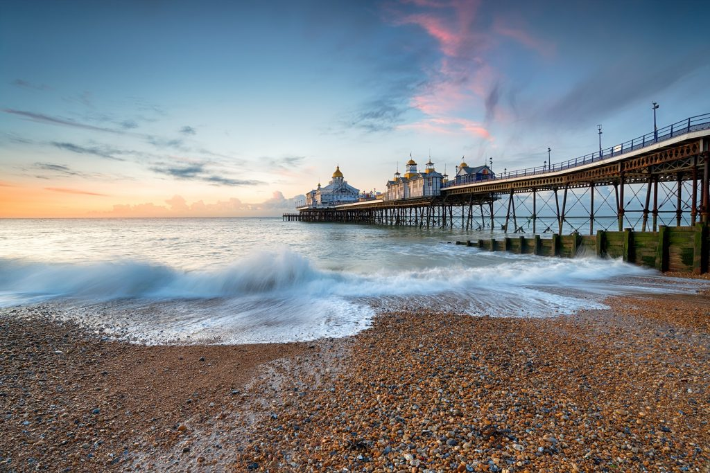 Dawn at Eastbourne Pier