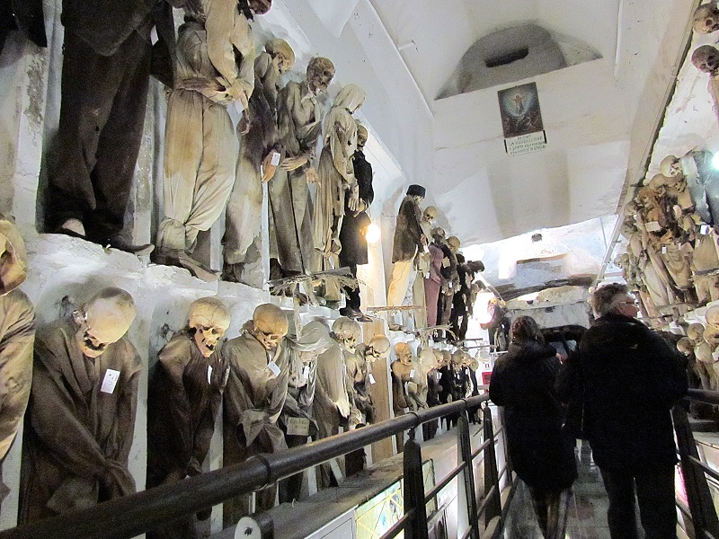 Capuchin Catacombs