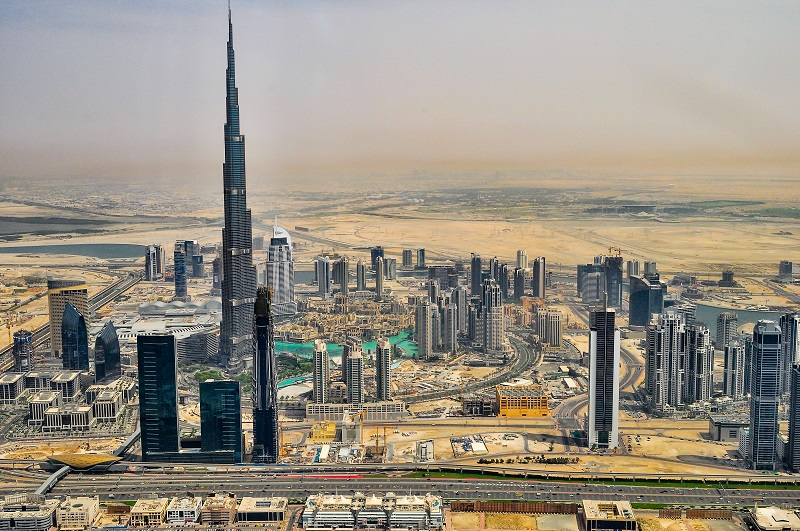 Dubai family trip