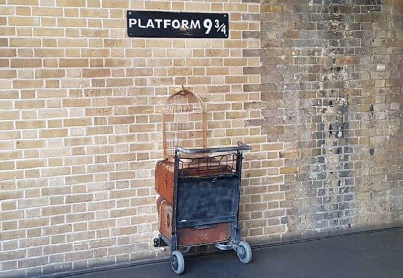 Harry Potter Guided Walking Tour