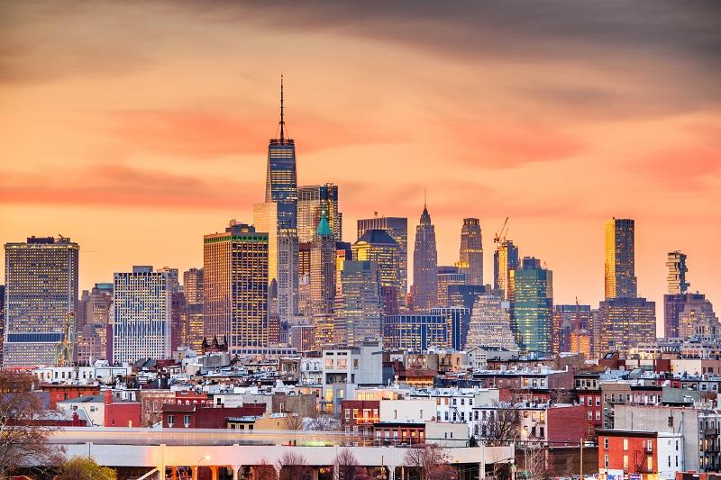 New York, New York, USASSkyline