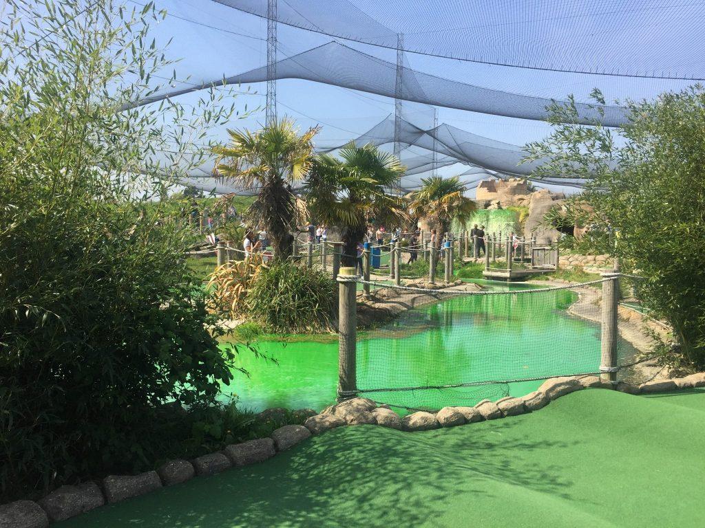 Dragon Quest Adventure Golf, World of Golf Croydon