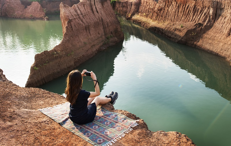 The Grand Canyon of Chiang Mai Thailand