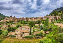 Mallorca, Spain Village