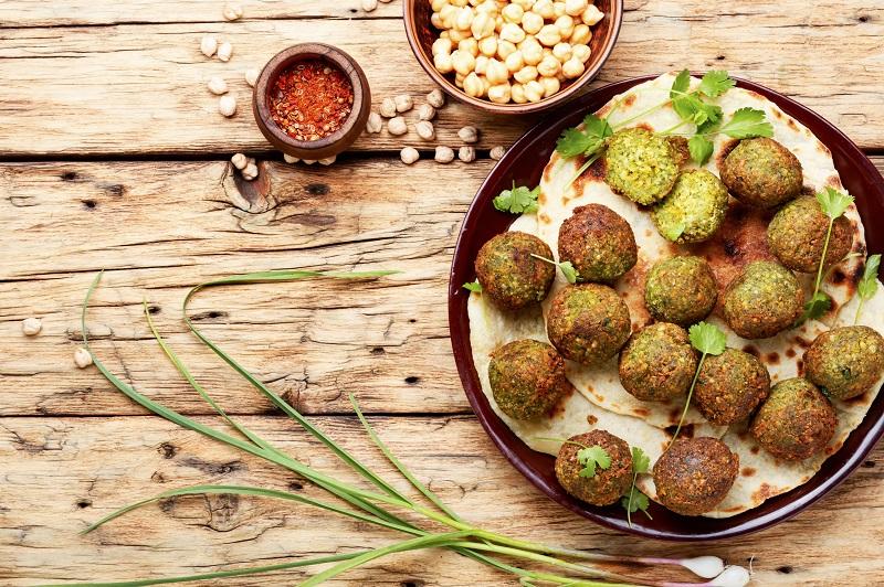 Falafel,vegan